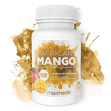African Mango - Suplemento Natural De Mango Africano - Inhibidor Del Apetito Natural - Supresor Del