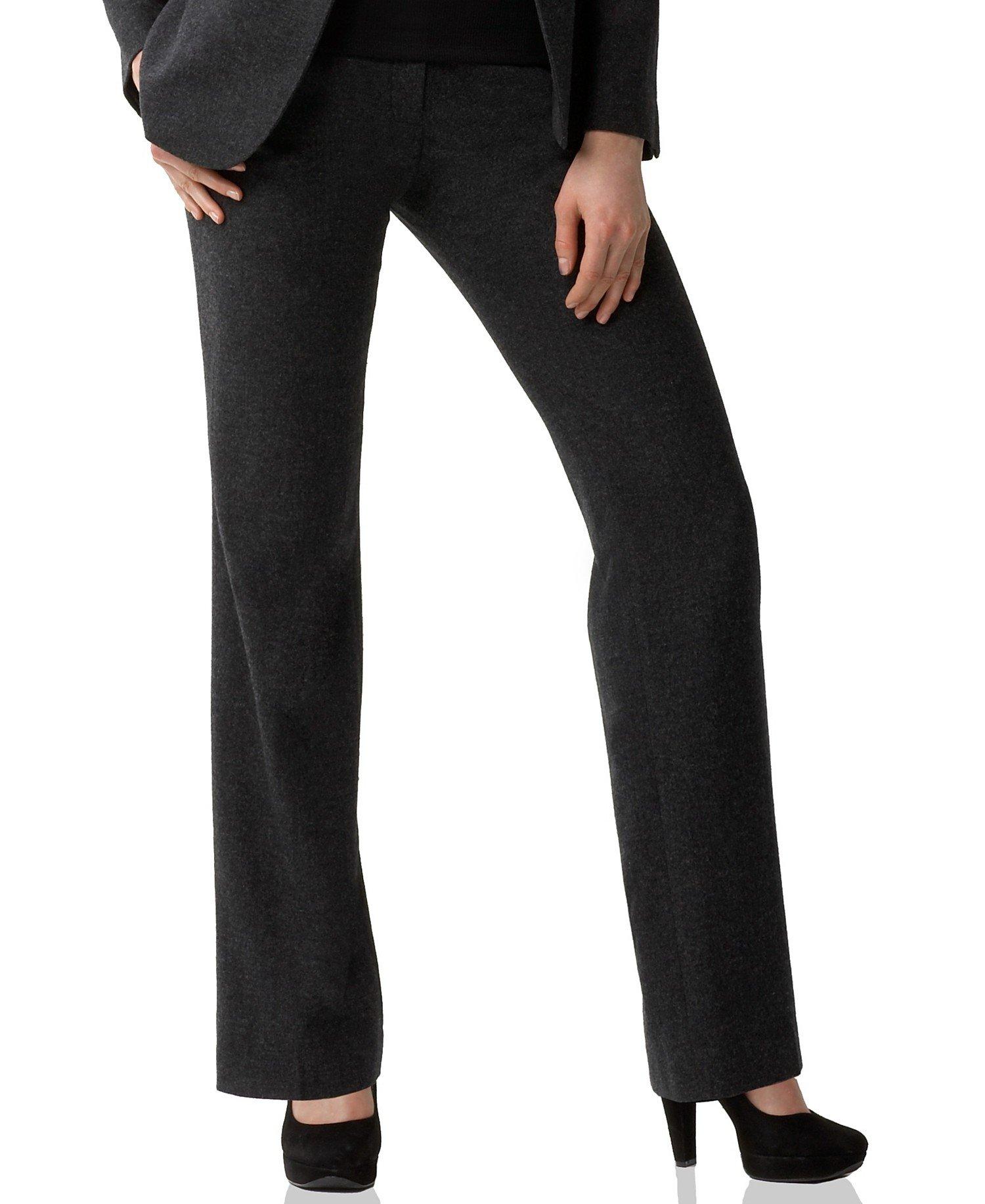 Calvin Klein Womens Performance Asymmetrical Cowlneck Long Sleeve Pullover