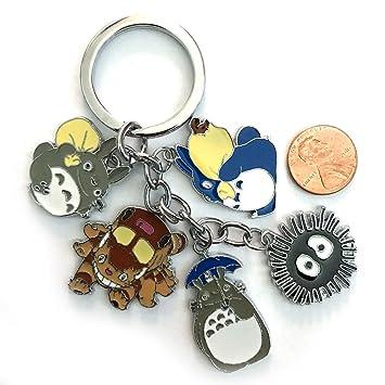 Mi Vecino Totoro Chu Chibi Totoro Mei Satsuki kittenbus ...