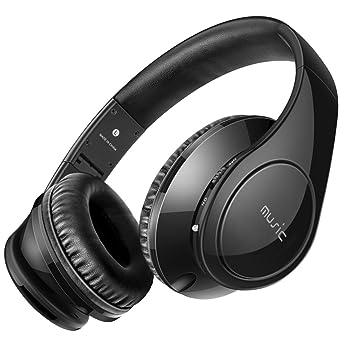 LQQAZY Auriculares Bluetooth Auriculares Hi-Fi Stereo Subwoofer Teléfono Celular/TV / Ordenador Auriculares Inalámbricos,BrightBlack: Amazon.es: Electrónica