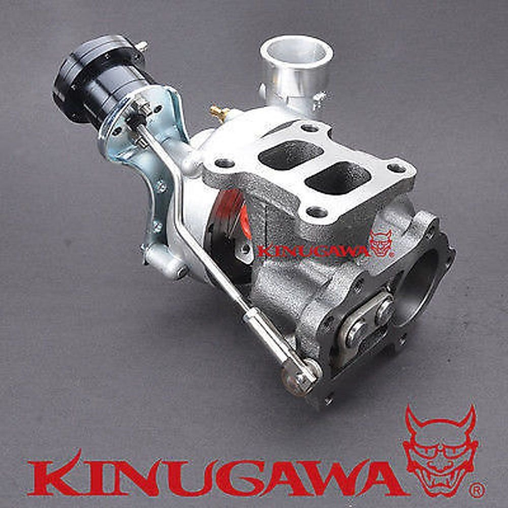 Kinugawa Upgrade Turbocompresor Toyota MR2 3SGTE ST185 CT26 60 - 1 unidad de doble desplazamiento: Amazon.es: Coche y moto