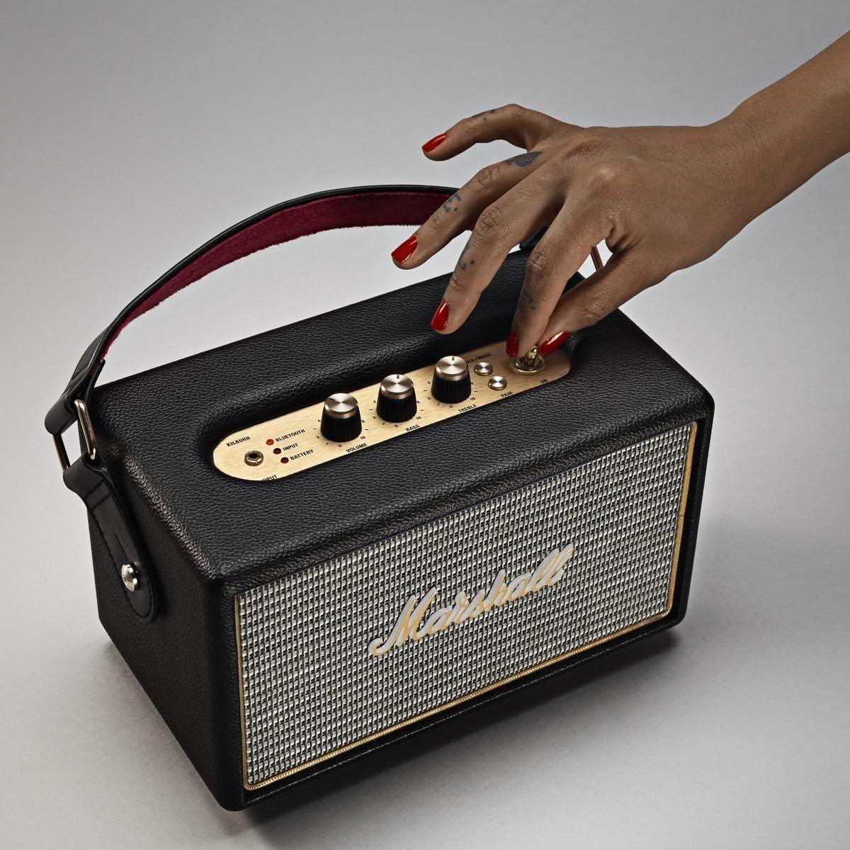 Marshall Kilburn 4091189 Bluetooth Speaker 7