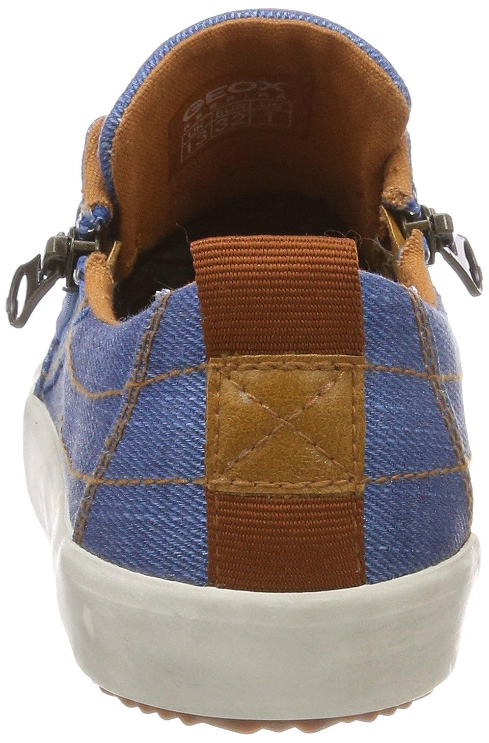 Geox Boys J Alonisso D Low-Top Sneakers