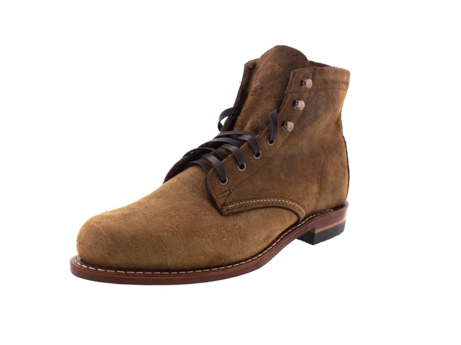 Wolverine 1000 Mile Men's Wolverine 1000 Mile Boots B01N2PI51A 8.5 D(M) US|Brown Waxy Suede