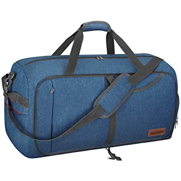 Amazon.com: Canway - Bolsa de viaje de 65 litros, plegable ...