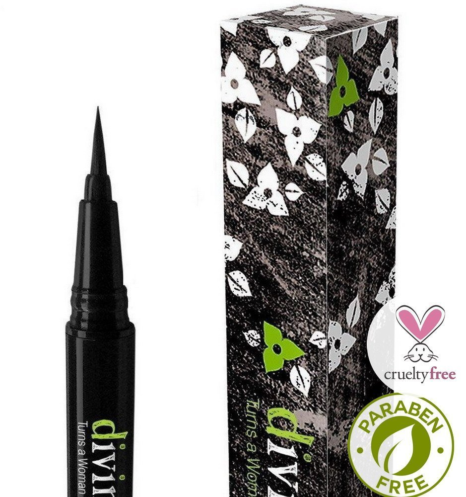 Nikka Notto Liquid Eyeliner Waterproof Black, Precise Wear, All Day