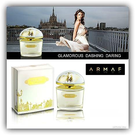 High Street EDP by Armaf for Women 100 ML 3.4 OZ Eau de Parfum at amazon