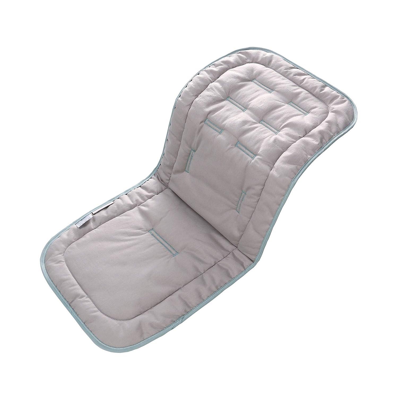 Flamingo Baby Stroller Pad Universal Cotton Cushion Padding Reversible Seat Liner Baby Pure Cotton Stroller Car Seat Liner Pram Insert Portable Changing Pad