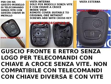 G.M. Production - CIT XA1 - Caparazón carcasa llave mando ...