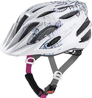 color plateado Casco de ciclismo para ni/ños 50-57 cm Ventura Shark