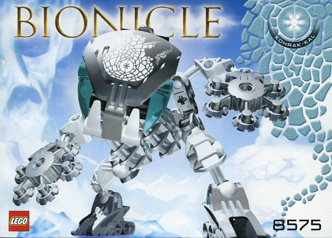 LEGO 8575 Technic Bionicle - Kohrak-Kal (41 piezas)