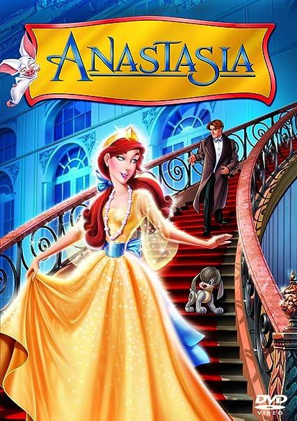 Anastasia [Italia] [DVD]: Amazon.es: Don Bluth, Gary Goldman (I): Cine y Series TV