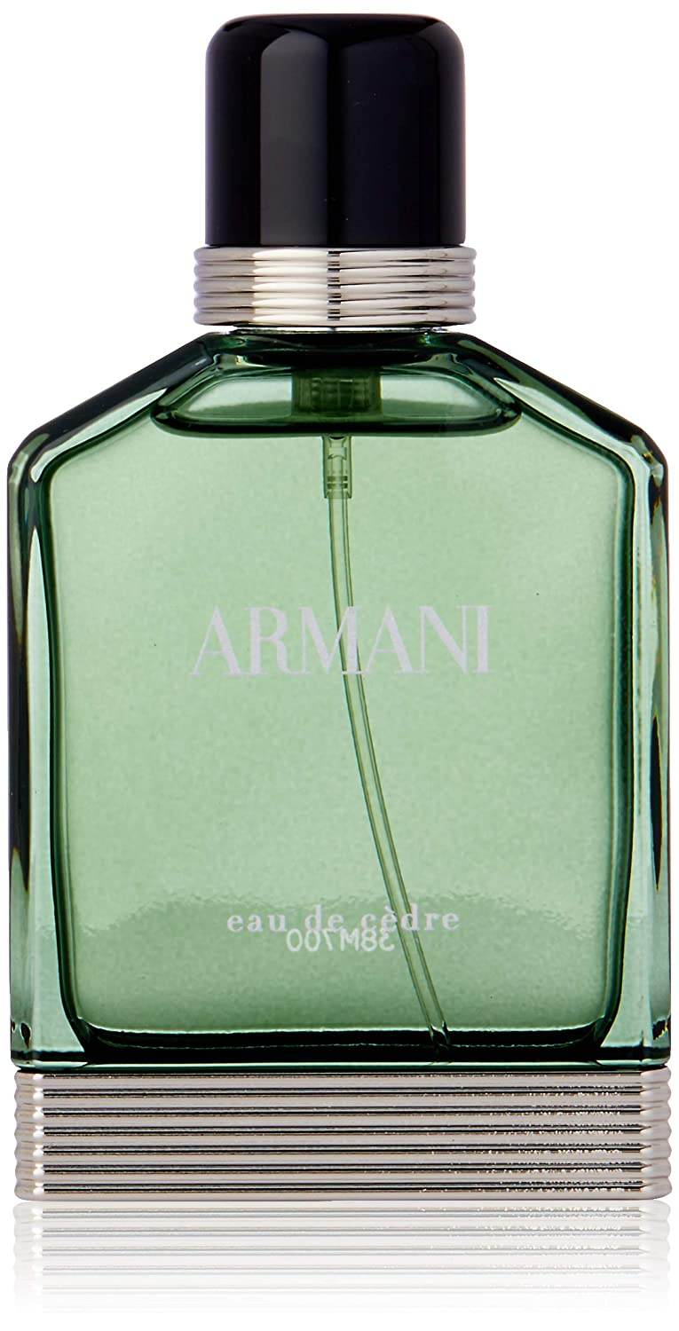 a157757b301 Amazon.com: Giorgio Armani Eau De Cedre Eau De Toilette Spray, 1.7 Ounce:  Beauty