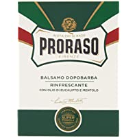 PRORASO Aftershave Balm Green, 100 ml