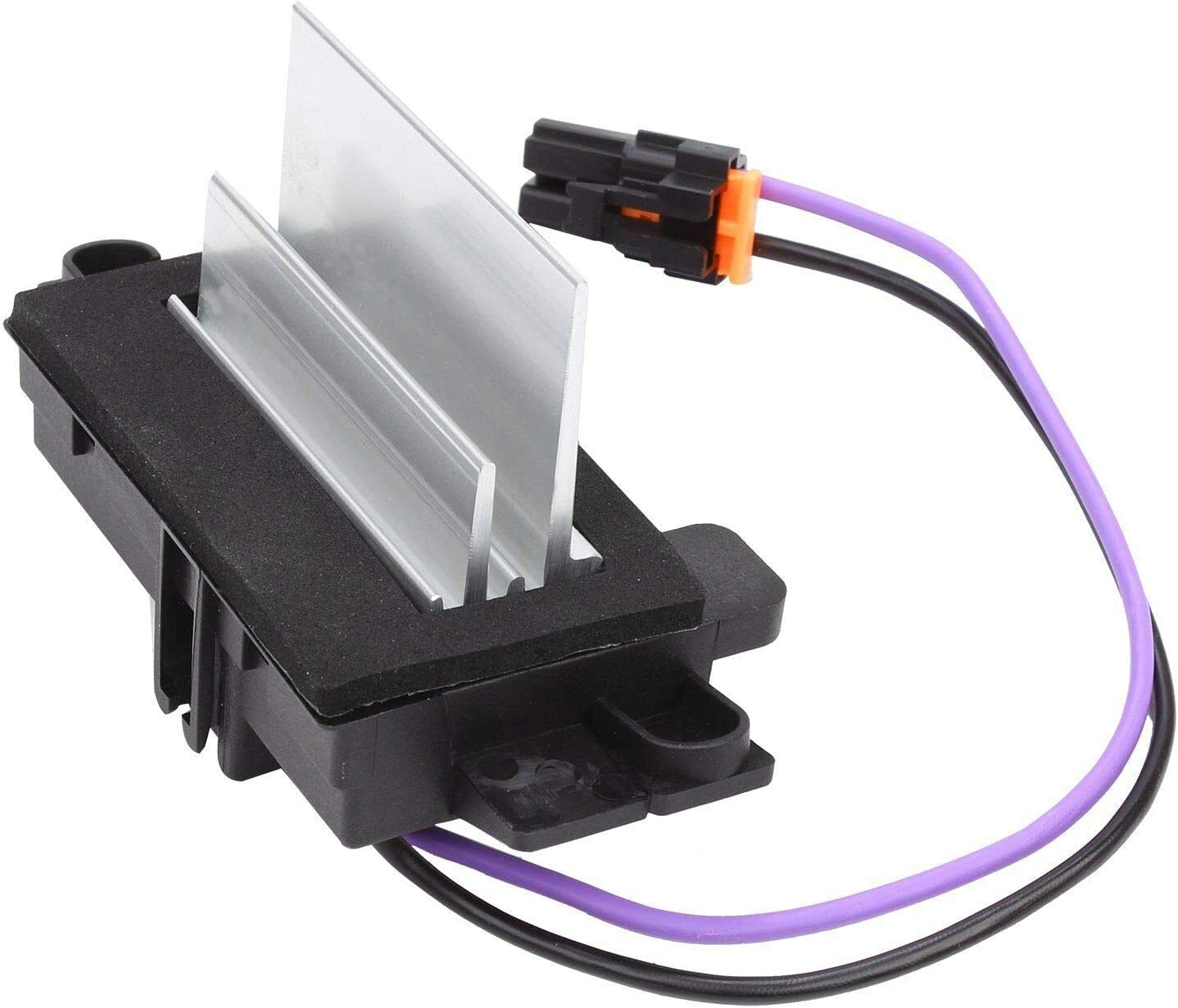Heater Blower Motor Resistor Compatible with 2003-2006 GMC GM Chevy Buick Cadillac 4P1516 MT1805 RU-631 JA1639 BMR34