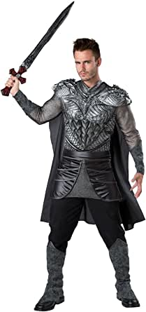 InCharacter Dark Medieval Knight Adult Costume
