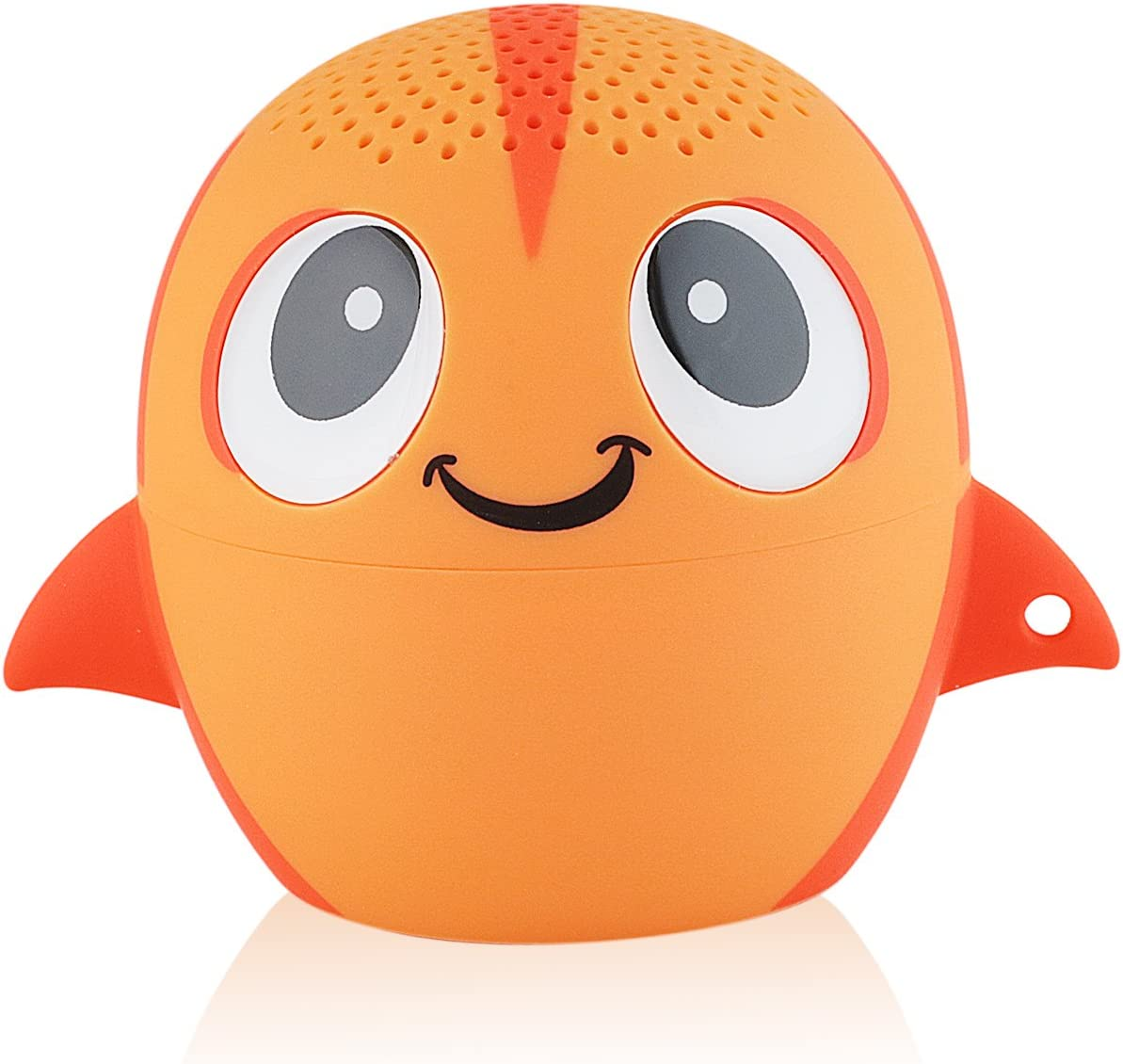 My Audio Pet (Gen 1) Mini Bluetooth Animal Wireless Speaker with Powerful Rich Room-Filling Sound - 3W Audio Driver - Remote Selfie Function - for iPhone/iPad/iPod/Samsung/HTC/Tablets - GOLDIEROCKS