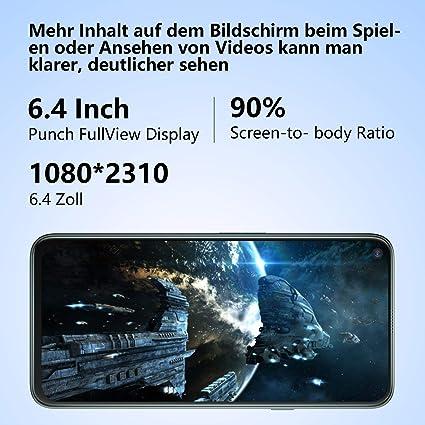 Cubot C30 Smartphone Ohne Vertrag Handy Mit 8gb Ram Elektronik