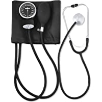 Newnik SP501 Sphygmomanometer/Aneroid Bp Monitor With Free Stethoscope, Cuff & Carrying Case