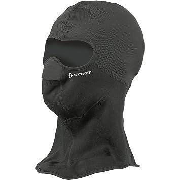 Scott viento Warrior Hood facial de moto/bici/máscara de esquí de la cara