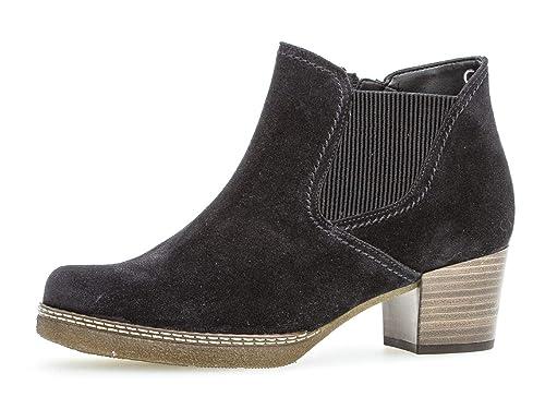 Gabor Damen StiefeletteRöhrli, Frauen Chelsea Boots