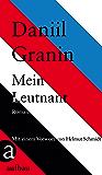 Mein Leutnant: Roman
