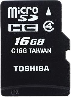 Transcend TS16GUSDHC4 - Tarjeta de Memoria Flash Micro SDHC ...