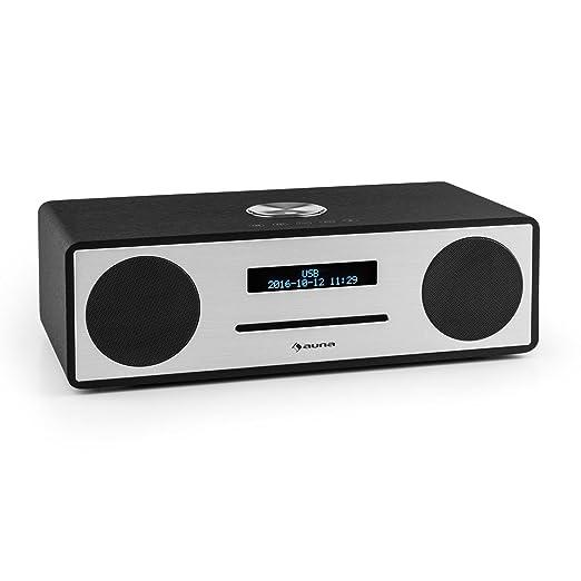4 opinioni per auna Stanford Radio Digitale DAB- DAB+ Con Lettore CD e e Ricevitore VHF (Porta