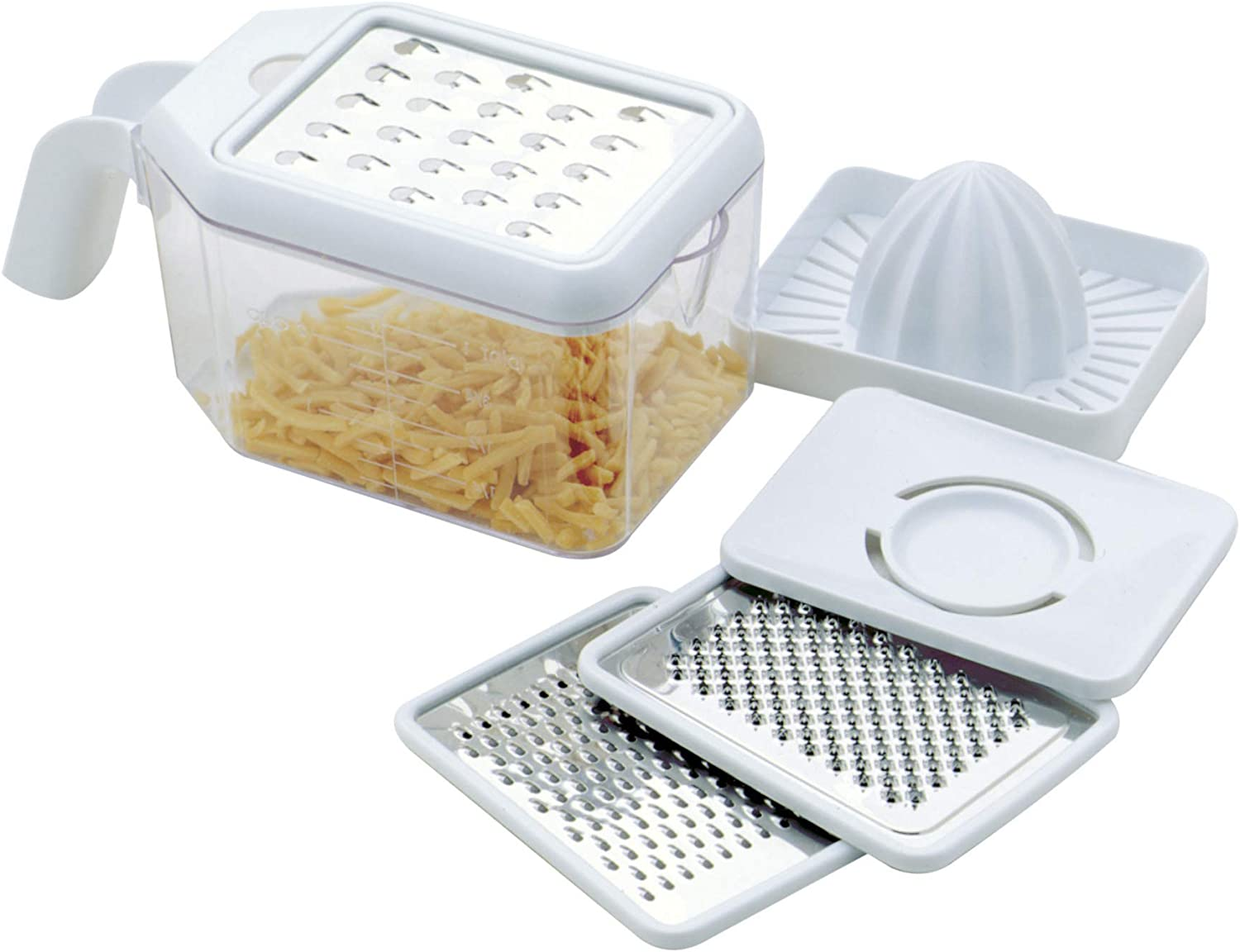 Norpro Multi Grater with Juicer, One Size, As Shown
