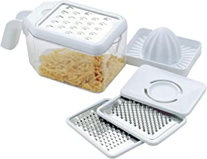 Norpro 352 Multi Grater with Juicer, One Size, As Shown