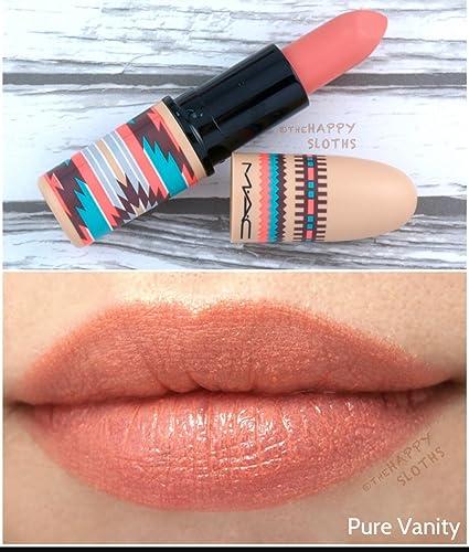 MAC VIBE TRIBE Lustre Lipstick 3g