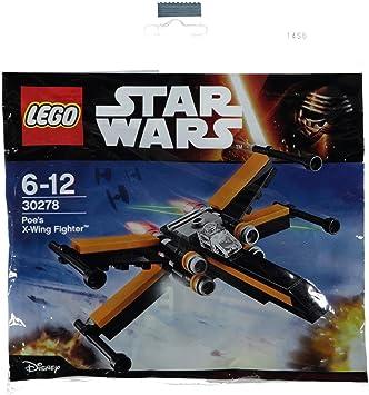 LEGO STAR WARS 30278 POE`S X-WING FIGHTER POLYBAG: Amazon.es: Juguetes y juegos