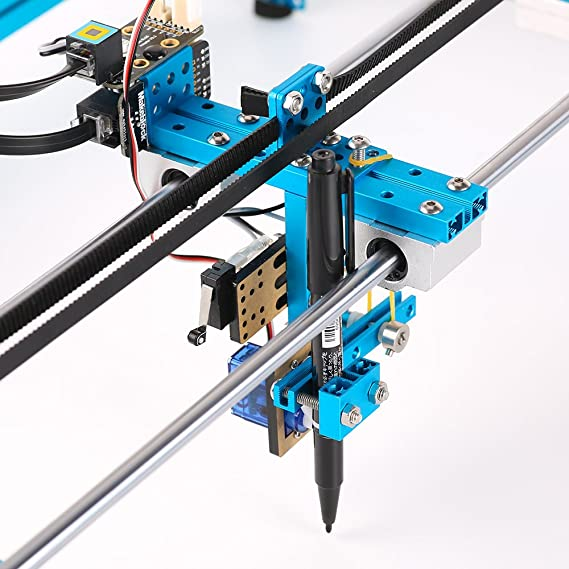 Makeblock- Kit Robot dibujante XY-Plotter (BXMA90014): Amazon.es ...