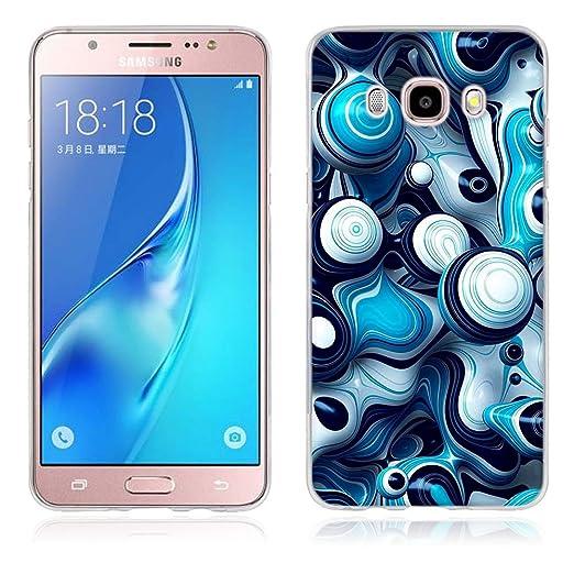 5 opinioni per Samsung Galaxy J5 (2016) Cover, Fubaoda Alta qualità [onirico] artistico