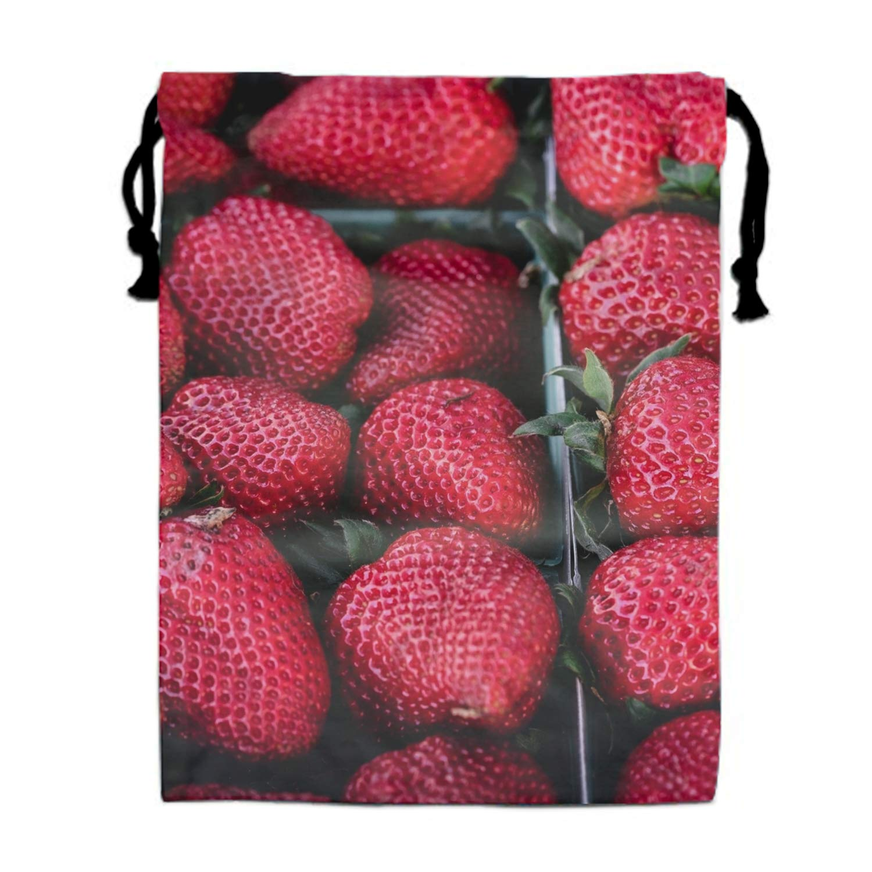c4307b65bb04 Amazon.com: Pink Stripe Drawstring Bag for Girls Print Backpack ...