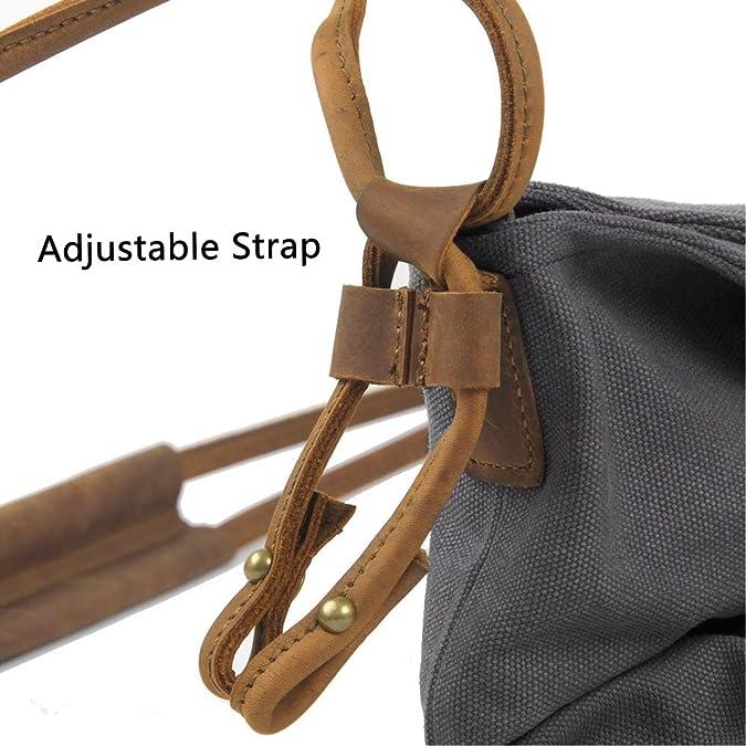 f9a58768f4dd Amazon.com  P.KU.VDSL Women Crossbody Bag