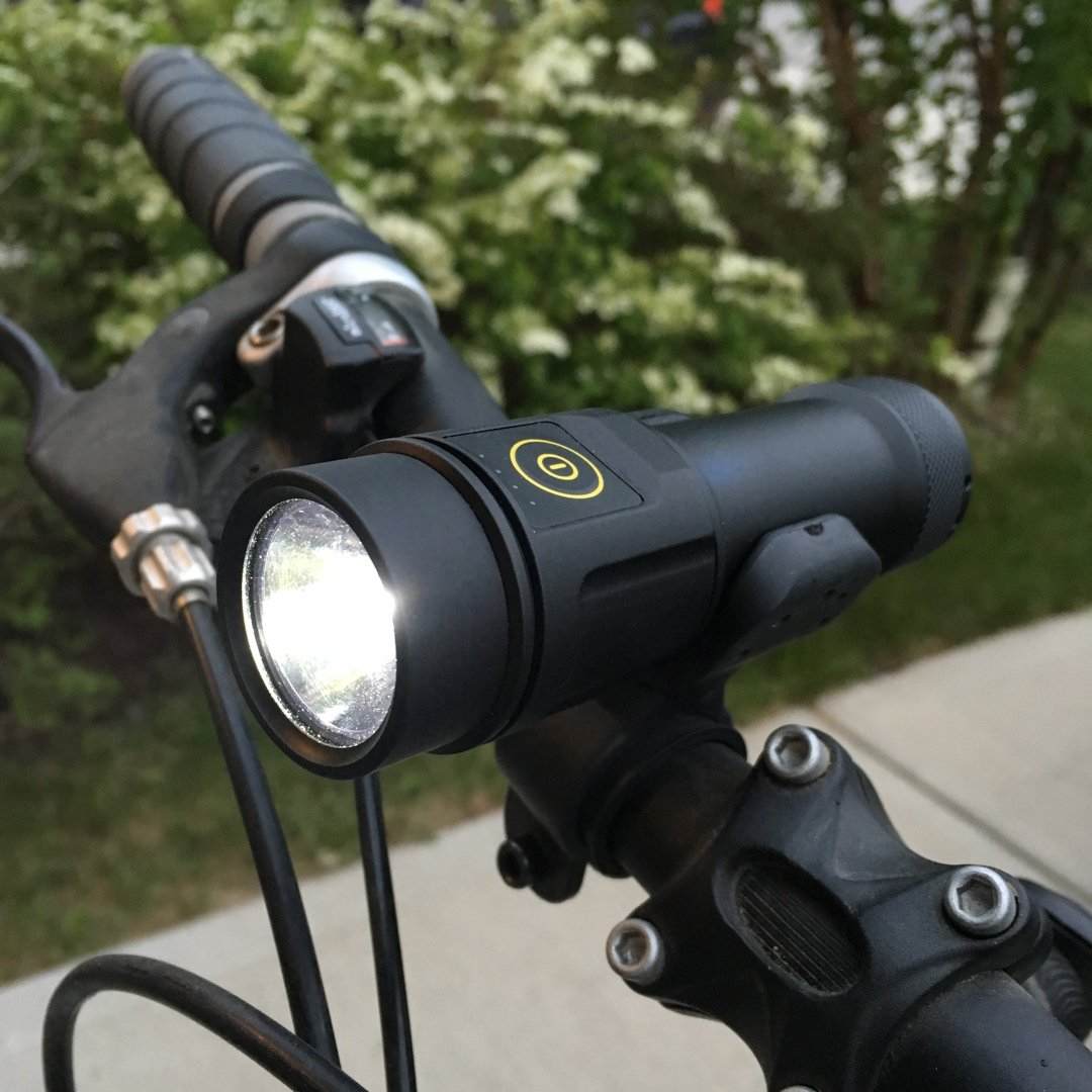 LANTERN Platinum +: The Ultimate Multifunctional Light! 1000 lumen, USB rechargeable lantern flashlight with 90 hour USB battery backup and 360 bike mount. Charge any device, iPhone, Go Pros, Android. by Lantern (Image #5)