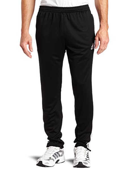 adidas Men\u0027s Tiro 11 Pant, Black/White, X-Large