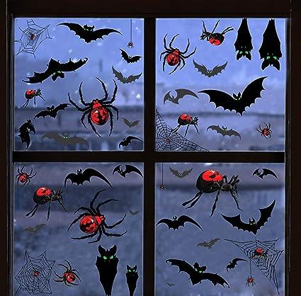 13 Piezas Set Decoraci/ón Halloween de Terror para casa