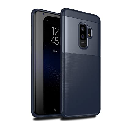 Galaxy S9 Plus Case, Minimalist Slim Protective Stylish TPU Cover For  Samsung Galaxy S9 Plus