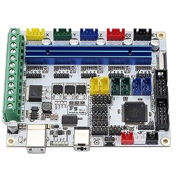 Sharplace Placa Base de Impresora 3d F5 V1.1 Panel de Control ...