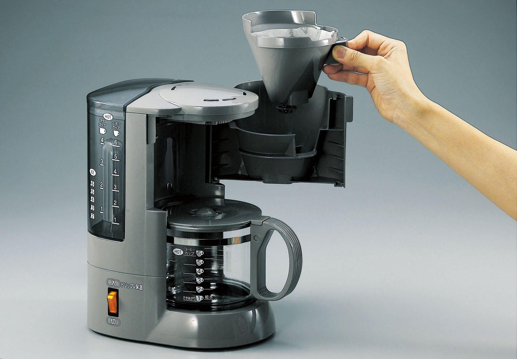 ZOJIRUSHI coffee maker coffee experts EC-AA60-Ta Brown by Unknown by Zojirushi