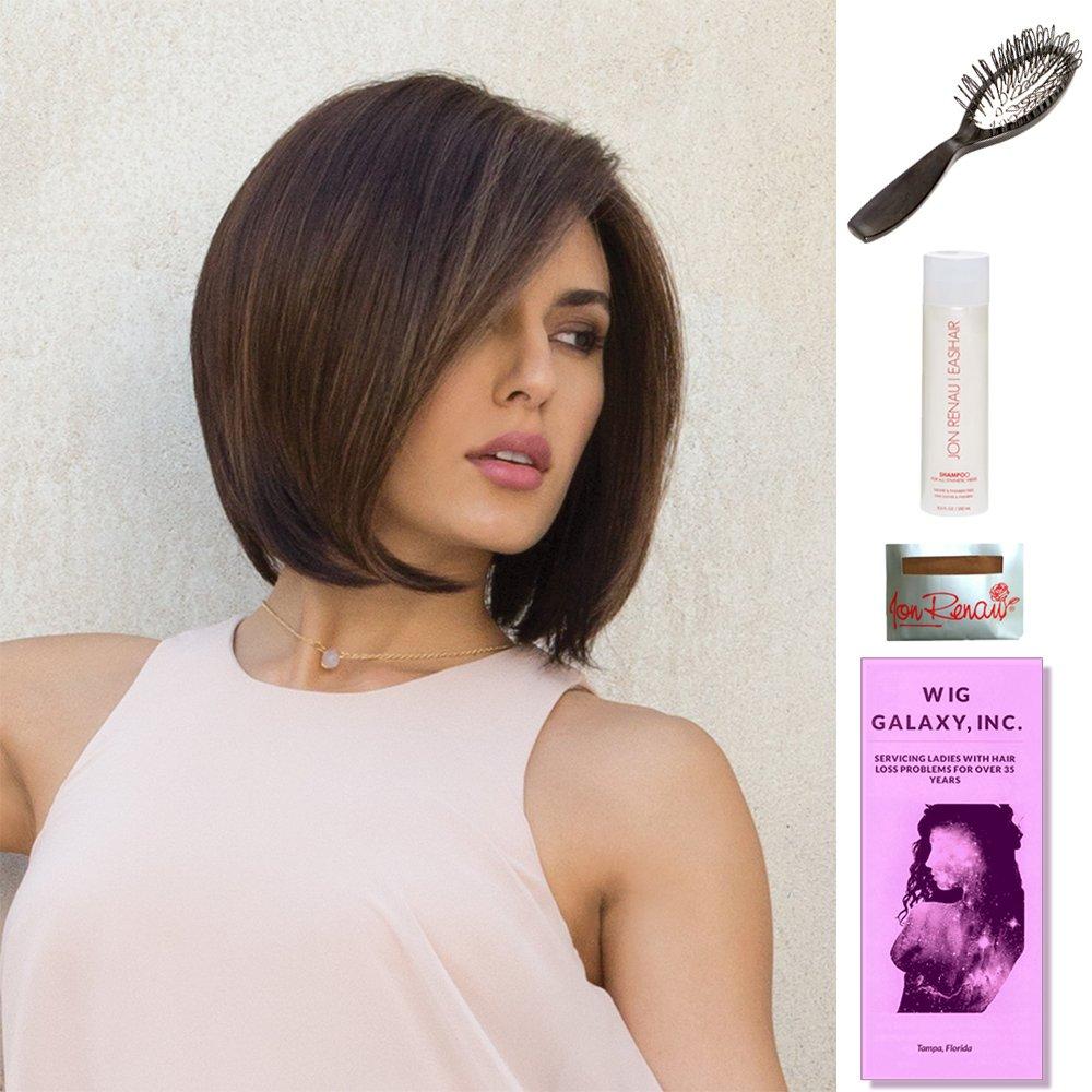 Amazon com : Hailey by Noriko, Wig Galaxy Hair Loss Booklet, Wig Cap