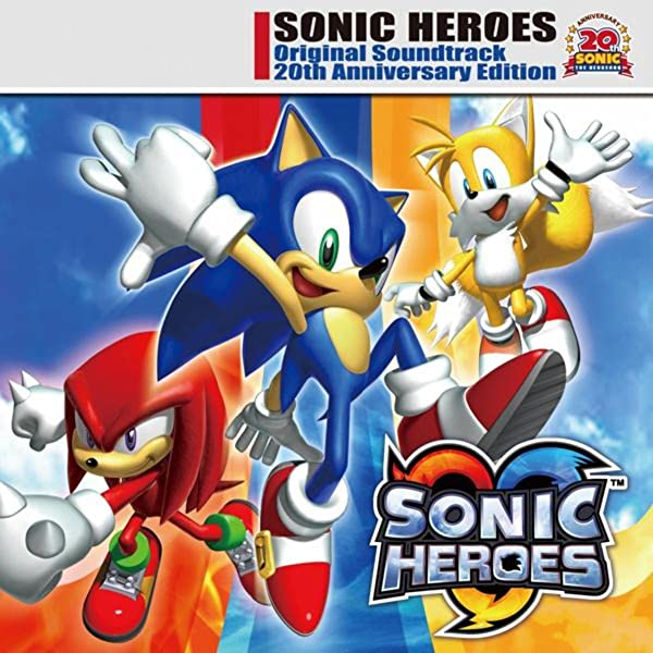 Sonic Heroes Main Theme Of Sonic Heroes By Crush 40 On Amazon Music Amazon Com