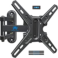 """Mounting Dream Full Motion TV Mount with Swivel and Tilt, TV Wall Mount Fits Most 13-43"""" Led, LCD TVs and Monitor up to…"""