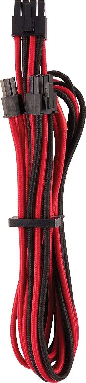 Cables protegidos de Forma Individual con Revestimiento EPS12V//ATX12/V Type 4/Gen 4/Corsair Premium,/Blanco Corsair
