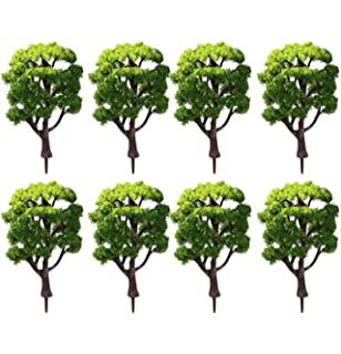 HOW TO MAKE MODEL TREES MINIATURE MARKET