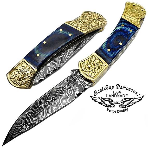 Amazon.com: Beautifull Azul Madera con Doble Bloster ...