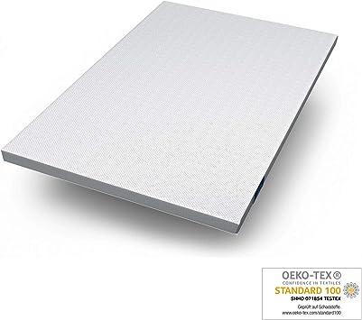 Amazon De Genius Eazzzy Topper 140x200 Cm Matratzenauflage Matratzenschoner Fur Matratze