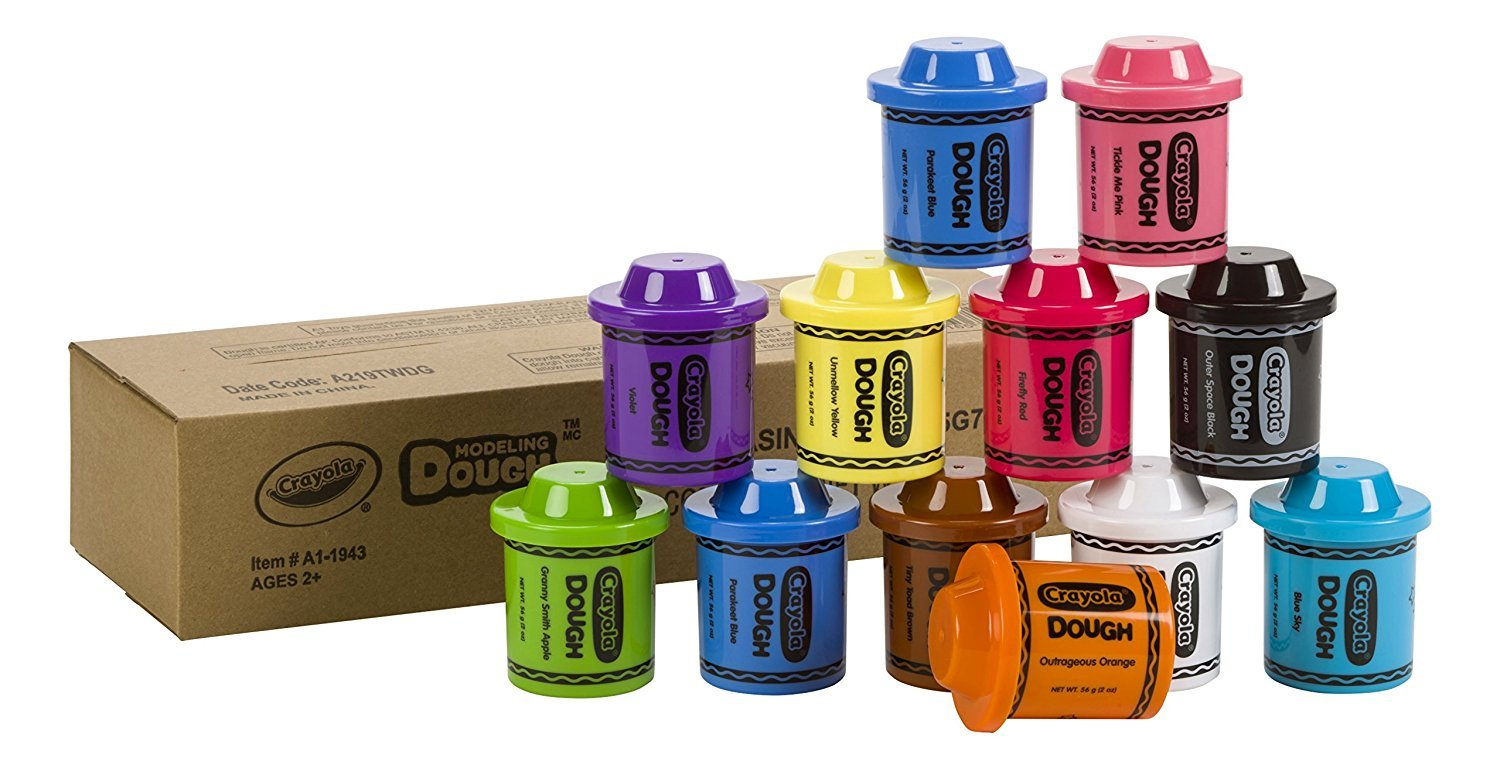 Crayola Play Dough (12 pack) 2...